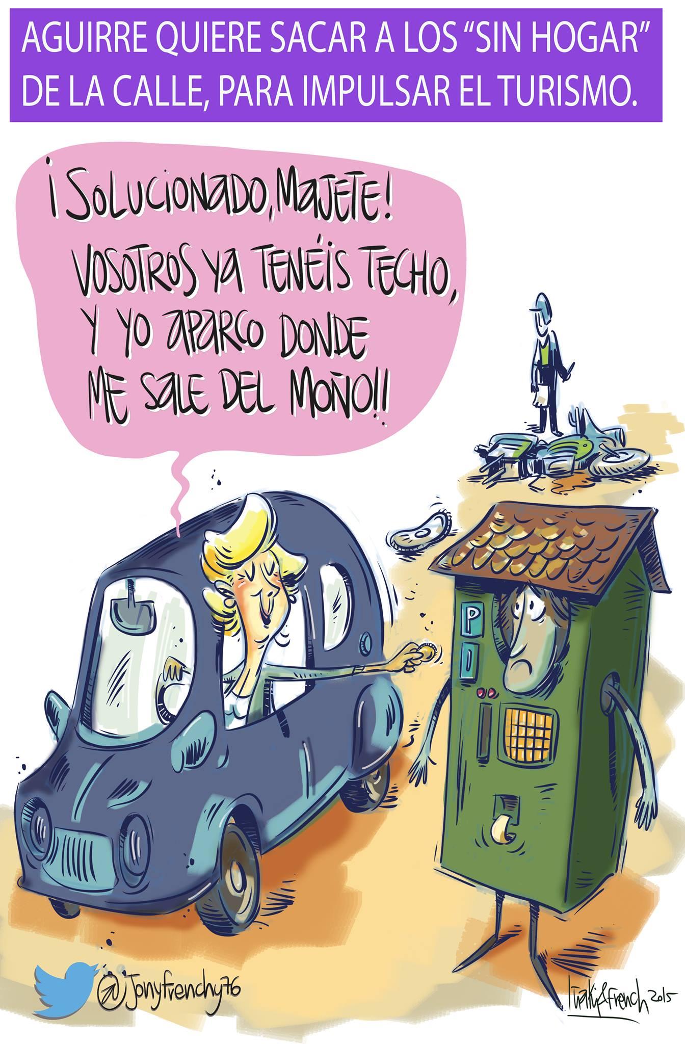 Aguirre Parquímetro