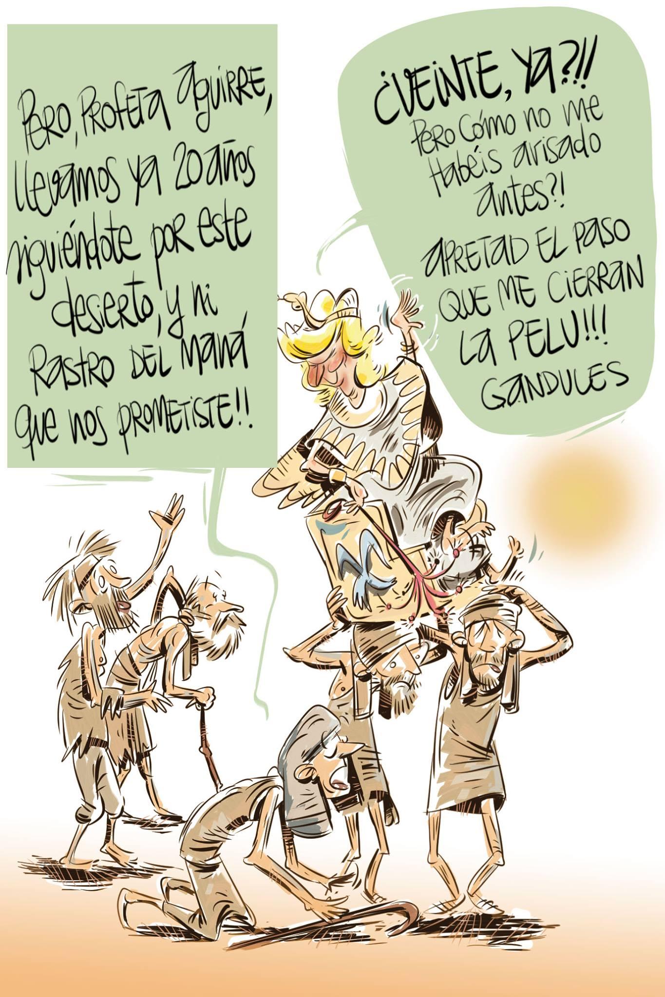 Aguirre la Profeta