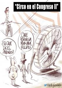 Circo en el Congreso II